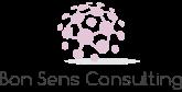 Bon Sens Consulting – Entreprise de Services Numériques – IT DIGITAL CLOUD DATA SERVICES Logo